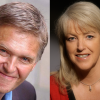 Iain McWhirter and Lesley Riddoch